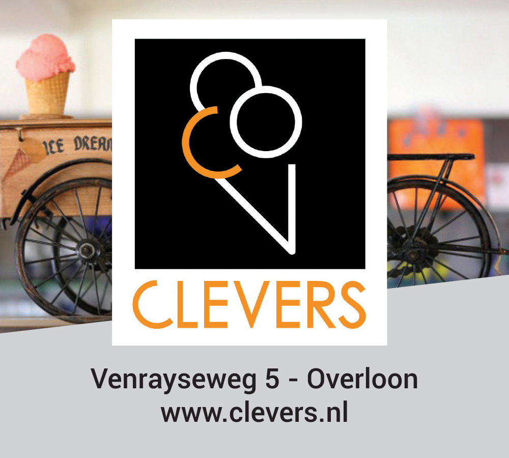 ijssalon Clevers Overloon